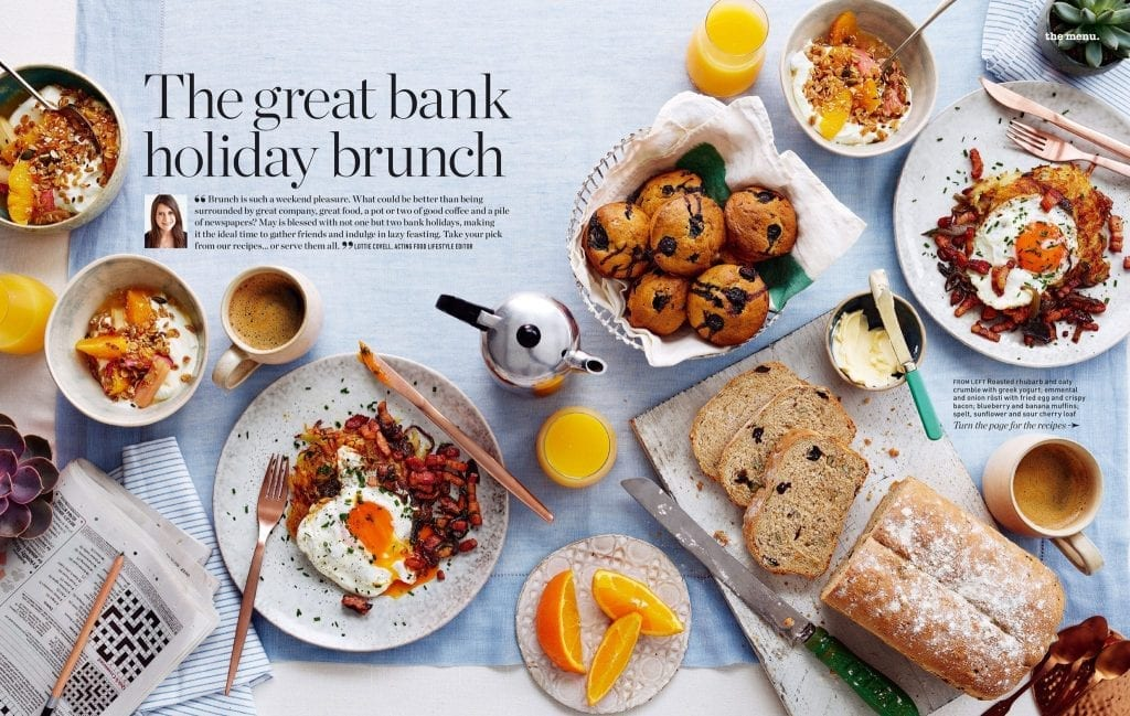 The great bank holiday brunch delicious magazine