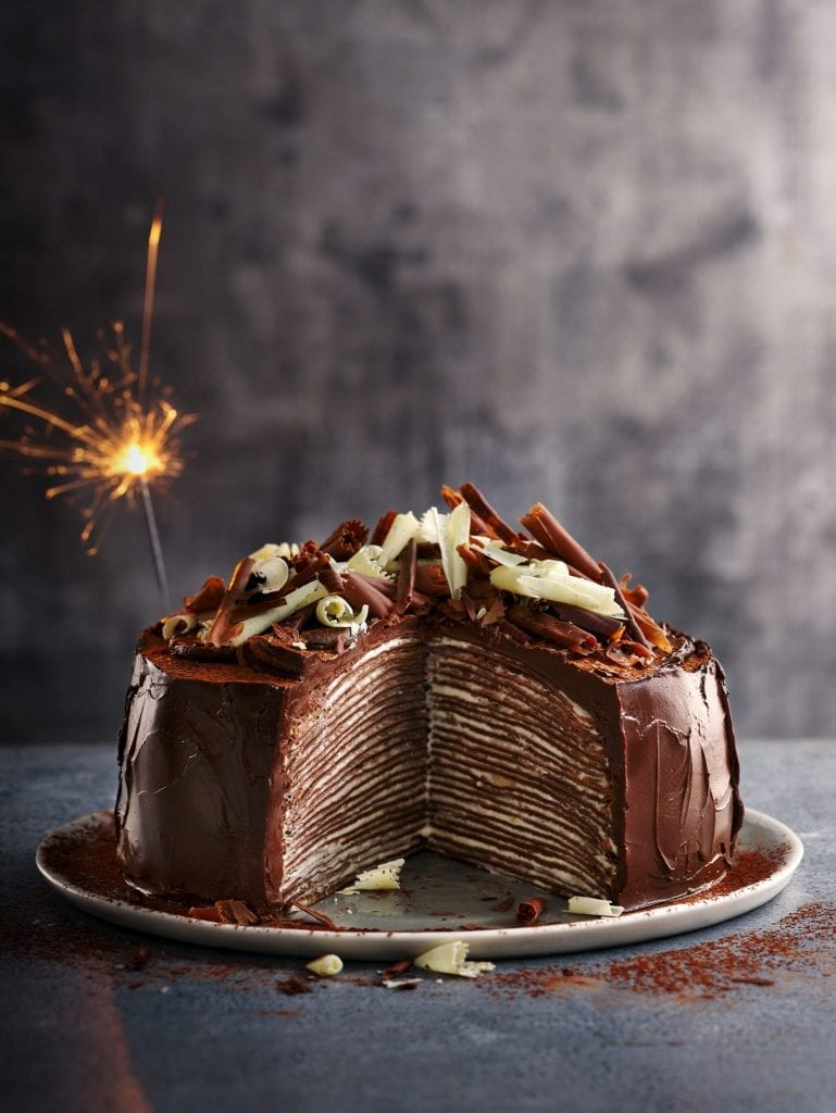 co operative fairtrade chocolate banna crepe cake october 2019 cover