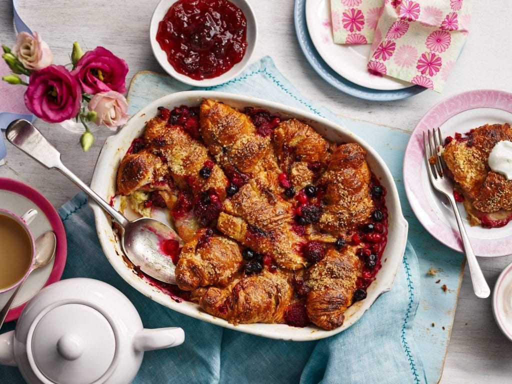Co Op southern counties Croissant Baked French Toast