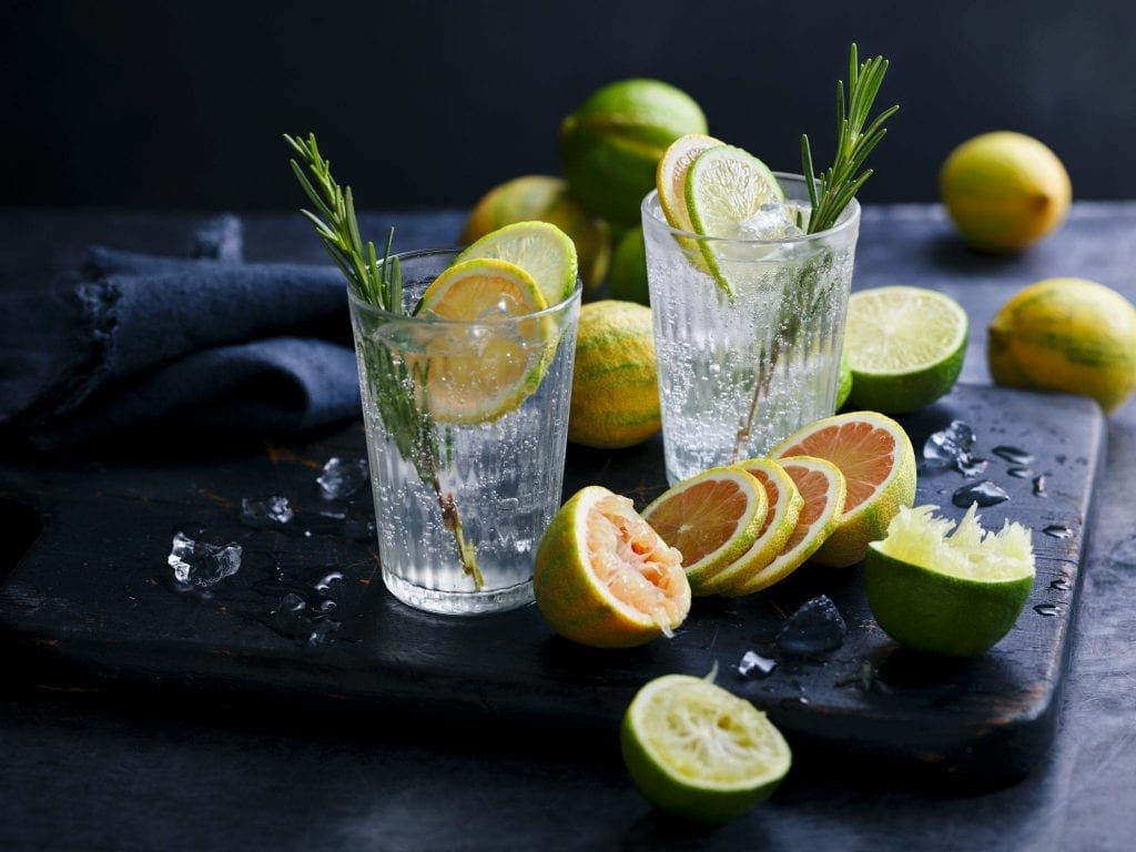 drinks marks and spencers lemons and limes