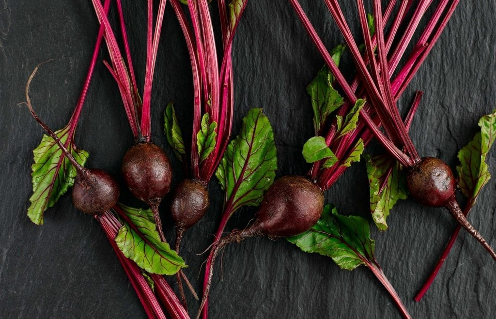 A packaging shot for Marks and Spencer in their pantry range of beetroot.