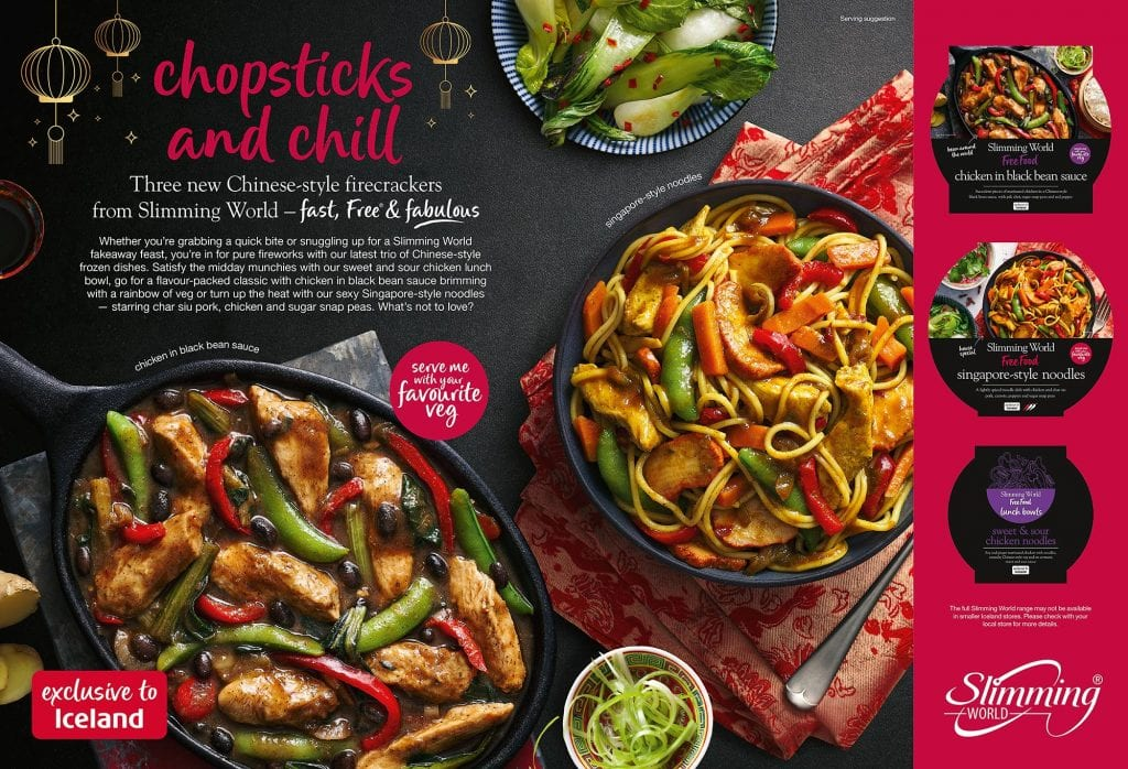 slimming world iceland chinese ready meals
