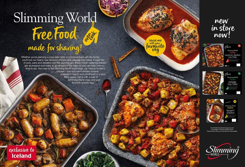slimming world iceland oven cook ready meals