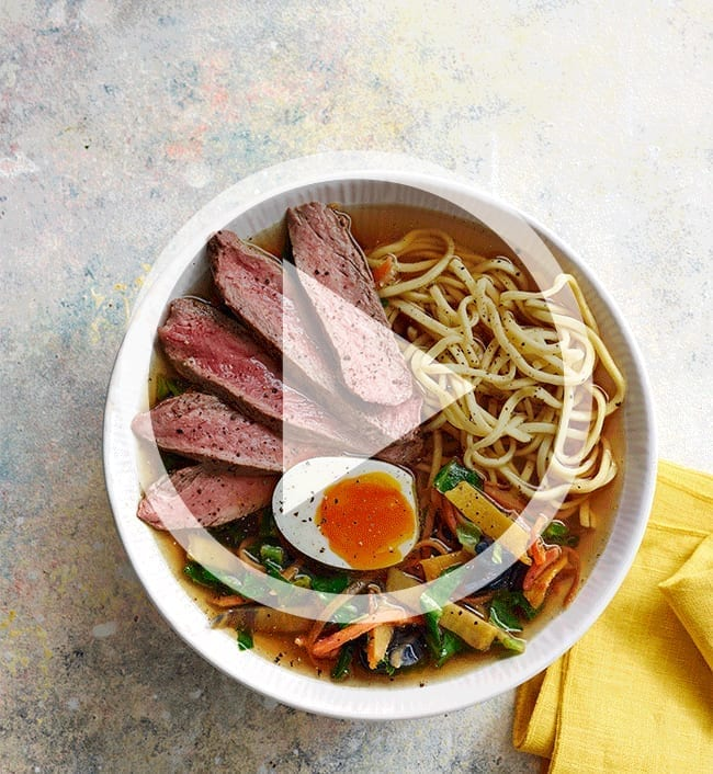 slimming world beef noodles