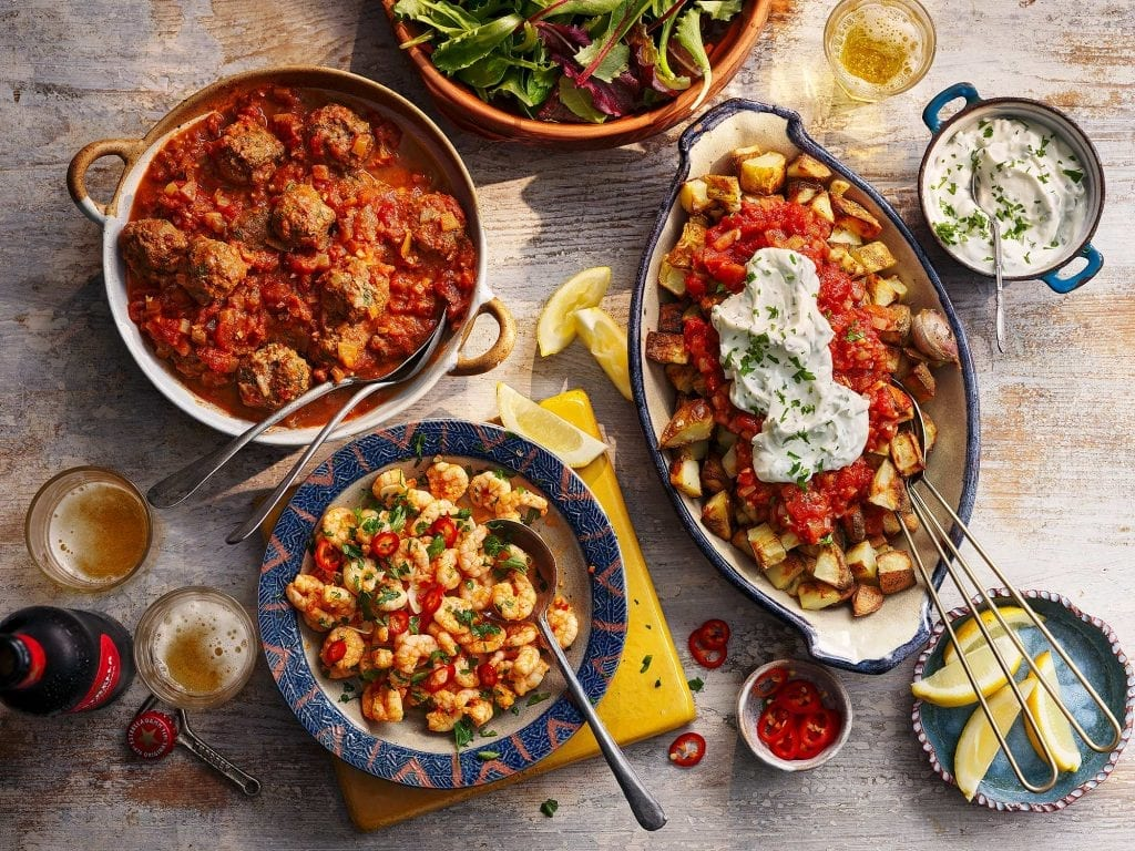Spanish Tapas Dishes Slimming World Magazine