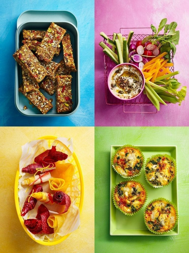 Sainsbury magazine march 2020 vegetarian bites