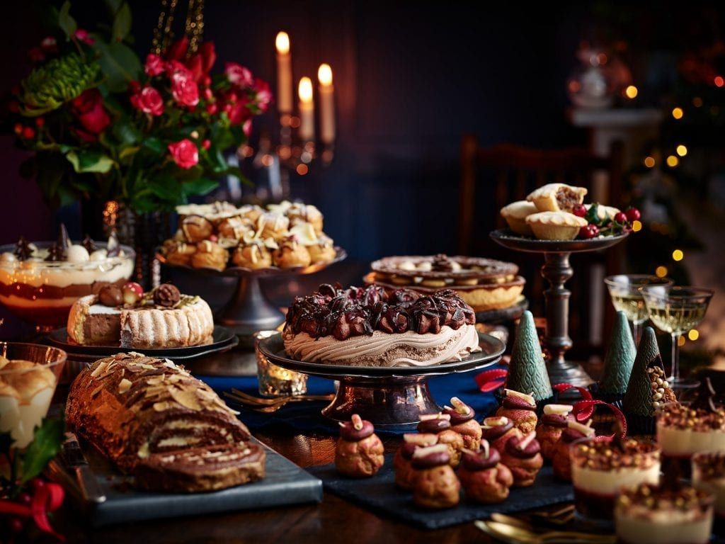 Sensational desserts and fabulous fizz tesco food to order