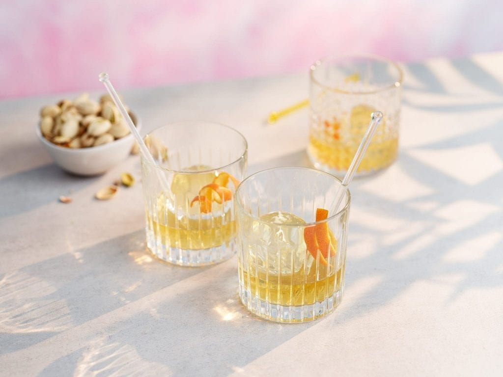 Glenfiddich served for Father's Day in Tesco Magazine